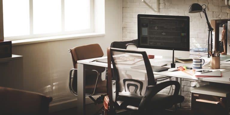 office smart mirror livmark