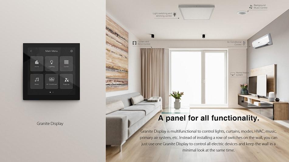 smart home livmark
