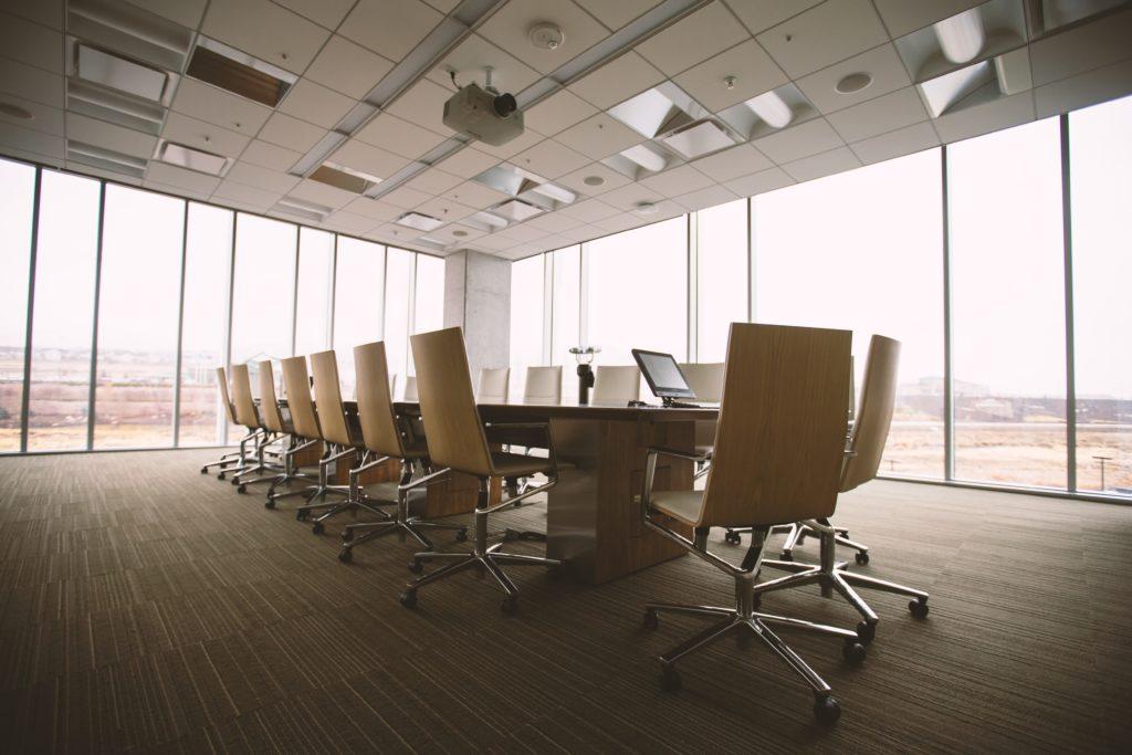 meeting room smart mirror livmark