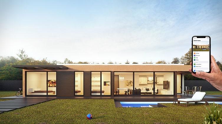 livmark smart home